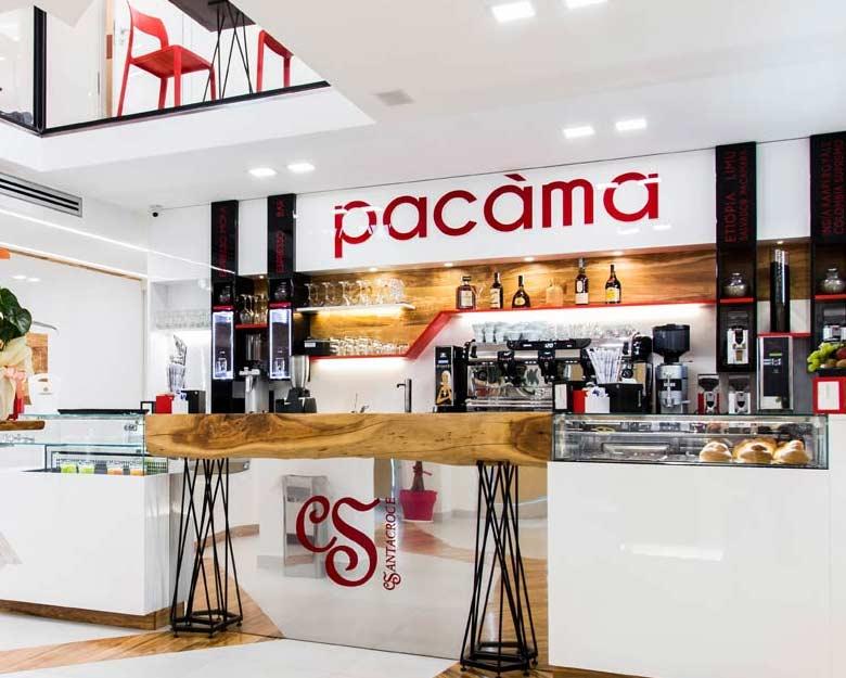 Pacama Caffe Santacroce